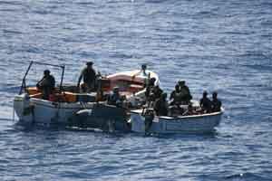 operación Atalanta, piratas sospechosos
