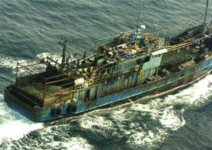 pesquero ilegal