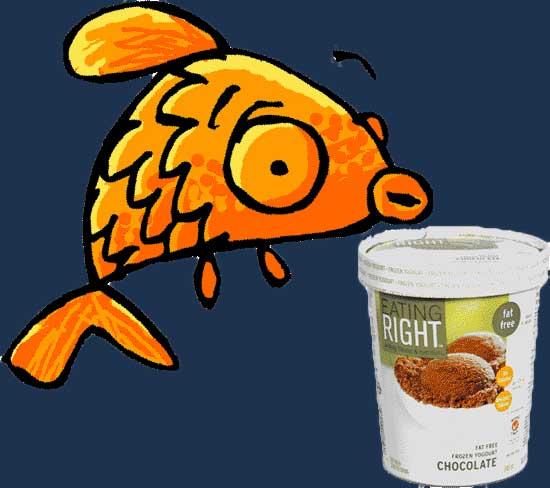 pez y yogourt