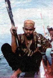 pirata somalí,  serie odisea