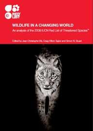 portada informe Lista Roja Especies Amenazadas