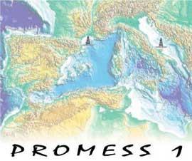 Promess 1, logo