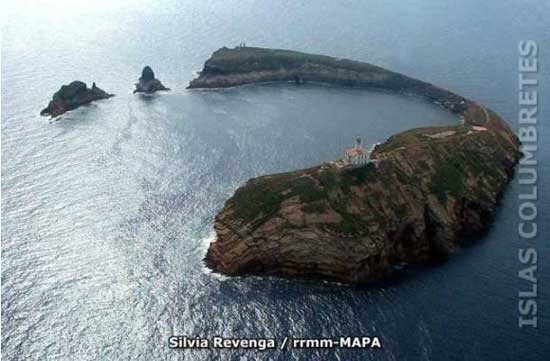 reserva marinas de las islas Columbretes