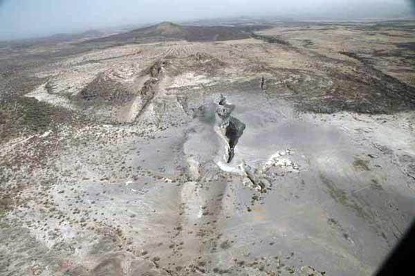rift de Afar, en Etiopia, nuevo océano