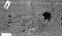 Sudbury, crater