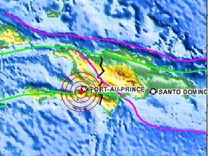 terremoto Haiti, alerta de tsunami