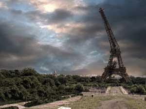 Torre Eiffeld decadas posteriores desaparición humanos