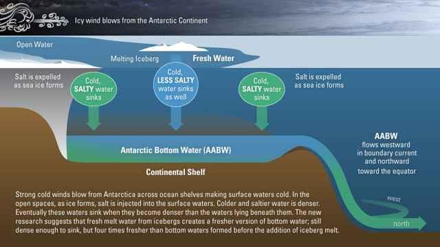 Antarctic Bottom Waters