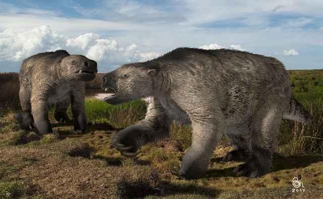 Lestodon armatus