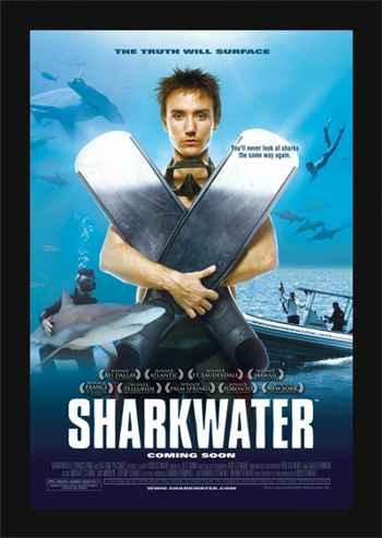 Sharkwater, poster