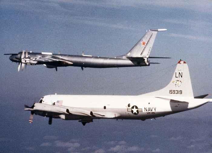 aviones de comunicaciones de EE.UU.