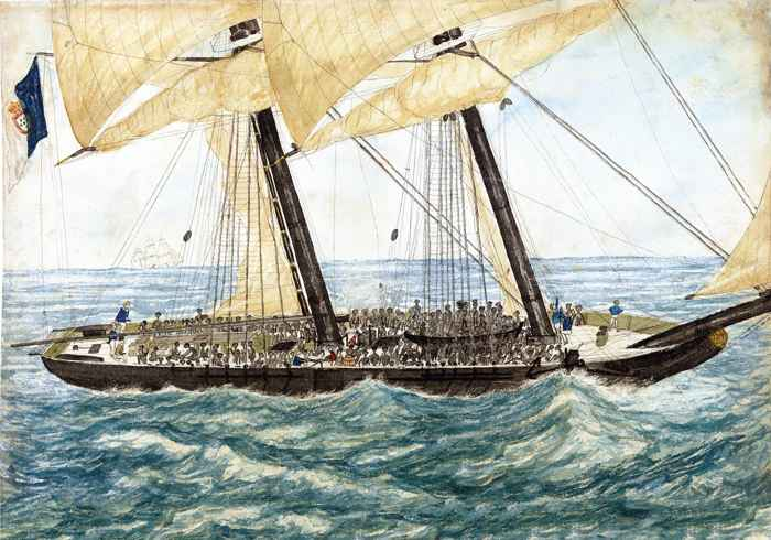 barco negrero