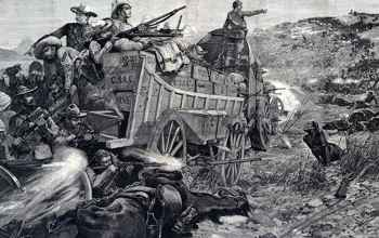 batalla de Shangani