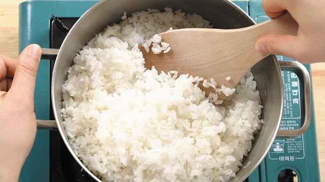 cocinar correctamente el arrroz