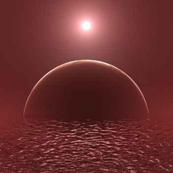 exoplaneta océano