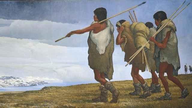 migración nativos americanos