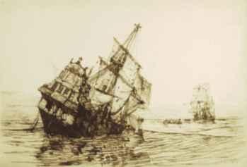 naufragio del Flor de la Mar