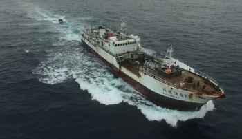pesquero ilegal chino