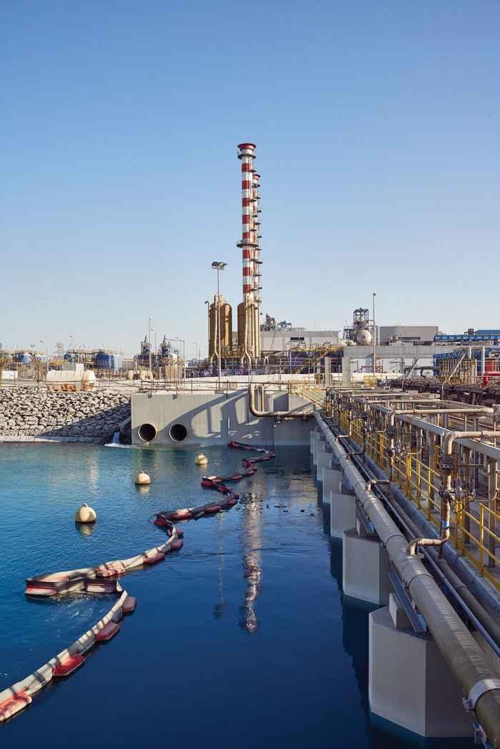 planta desalinizadora Jebel Ali, Dubai