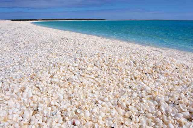 playa de las Conchas, Australia