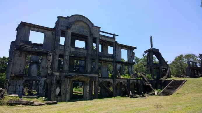ruinas de la isla del Corregidor, Filipinas