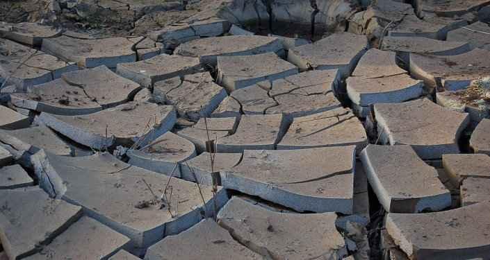 sequía producida por La Niña