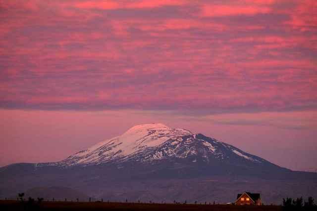 volcán Hekla de Islandia