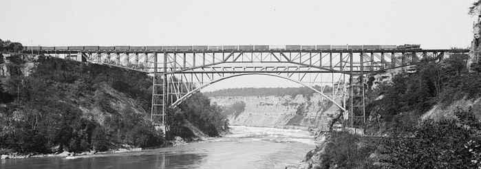 Niagara Cantilever Bridge