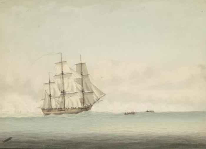 El Endeavour de James Cook