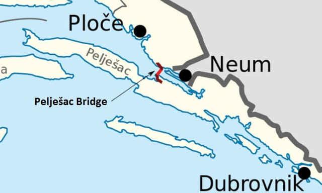 puente Peljesac