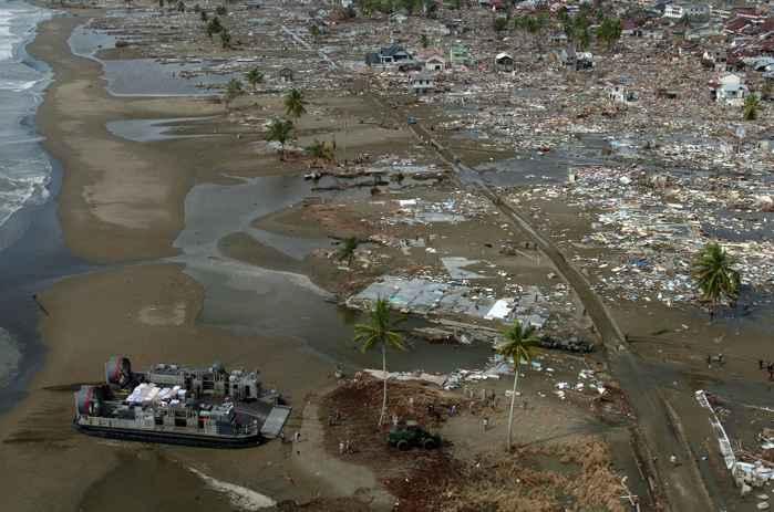 tsunami Japón de 2011