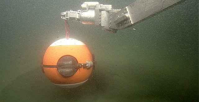 detector de evento bentónico