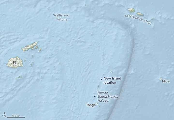 archipiélago de Tonga