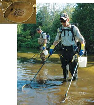 control de lampreas en los Grandes lagos