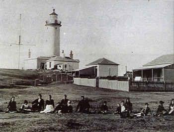 faro del Cabo San Jorge, Australia