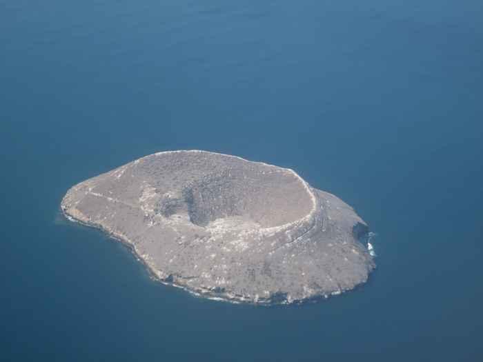 isla de Daphne, Galapagos