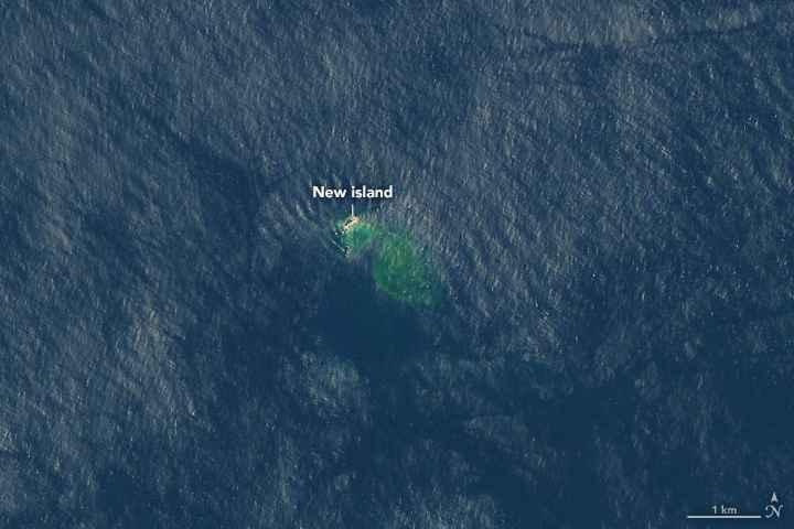 nueva isla Lateiki