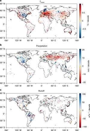precipitaciones extremas globales
