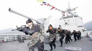 fuerzas especiales chinas