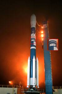 GeoEye-1, satélite de Google