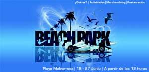 beach park, Malvarrosa Valencia