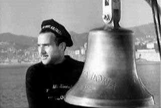 campana antigua del Andrea Doria