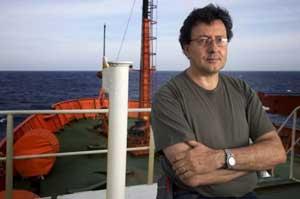 Carlos Duarte, expedición Malaspina 2010