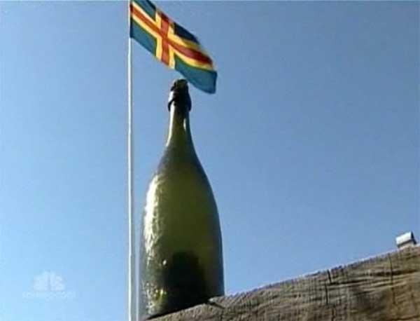 champán más antiguo del mundo