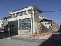 derribo antiguo astillero Orero, Benicarló
