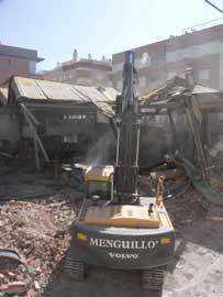 derribo astillero Orero, Benicarló