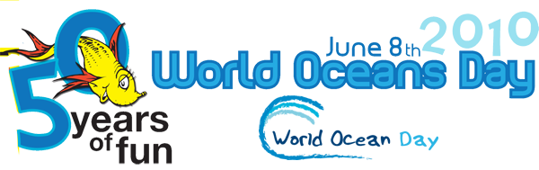 Dr Seuss, Día Mundial del Océano