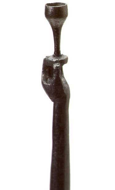 esculturas en mina de lápiz, copa