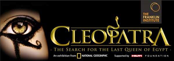 exposición Cleopatra en busca última reina de Egipto
