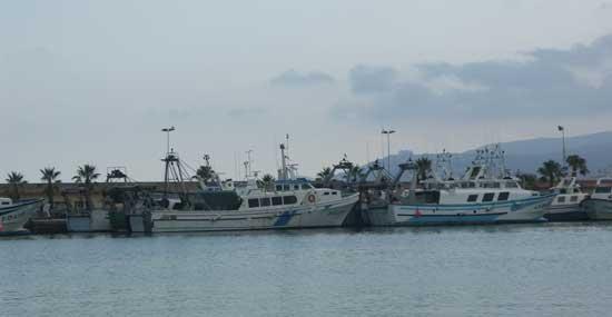 flota pesquera artesanal Benicarló